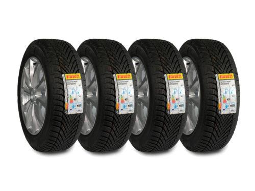 """KIT WINTER Pirelli 16"""" 205/55 R16 91T 7711765759"""