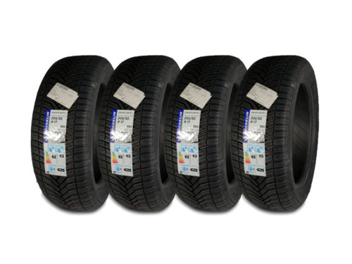 Michelin CrossClimate 205/55 R17 95V 3528701862170