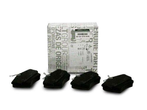 Pastiglie freno posteriori originali Renault Trafic III 440607091R